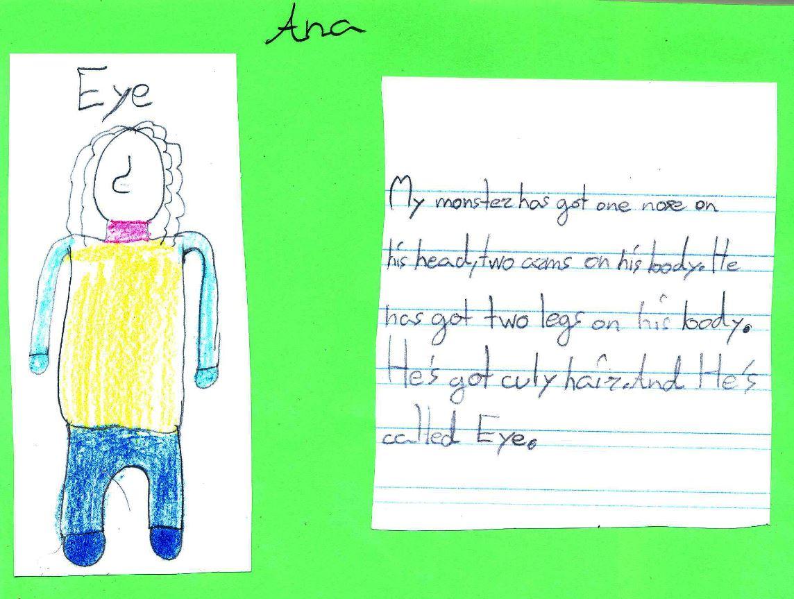 CEAN. Trabajos niños 6-8 años